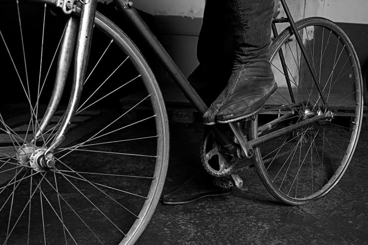 Cycling & Tabi