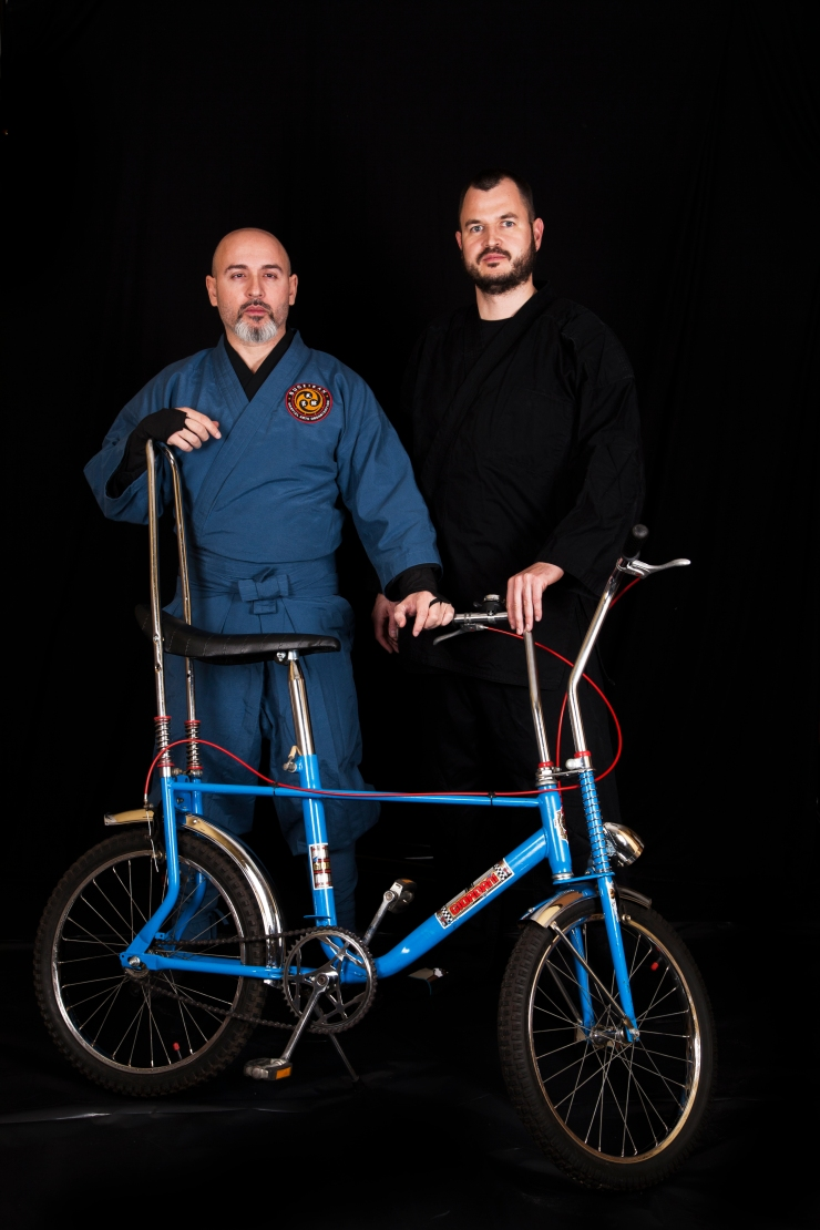 Urban Bike Ninjas