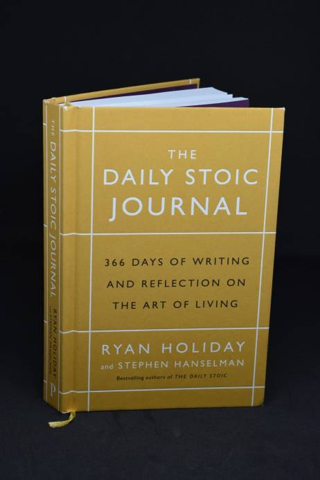 Ryan Holiday - The Daily Stoic Journal