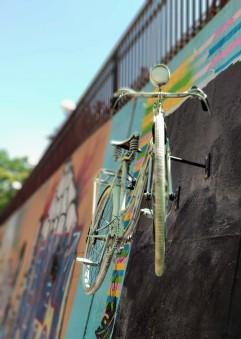 Bike sculpture